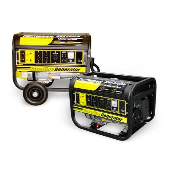 Generadores Eléctricos a Gasolina 1