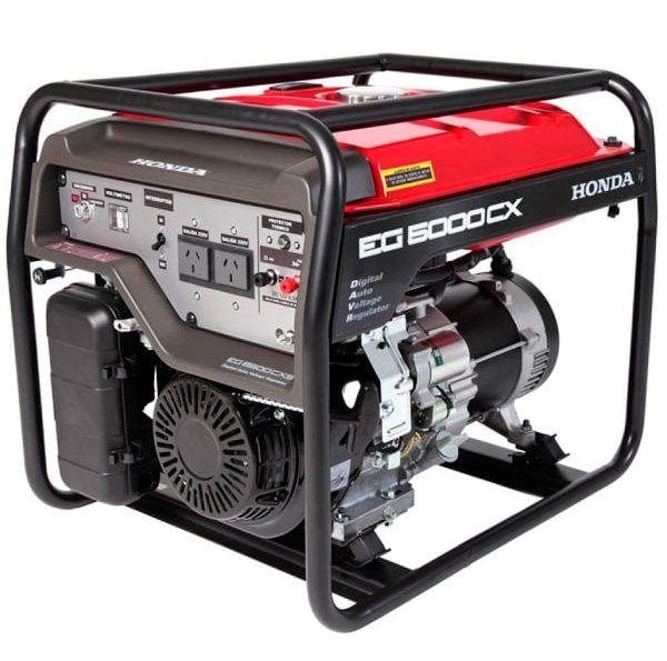 Generadores Electricos Honda EG 5000 C 1