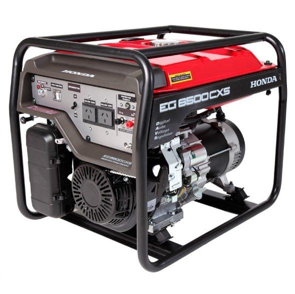 Generadores Electricos Honda EG 6500 1