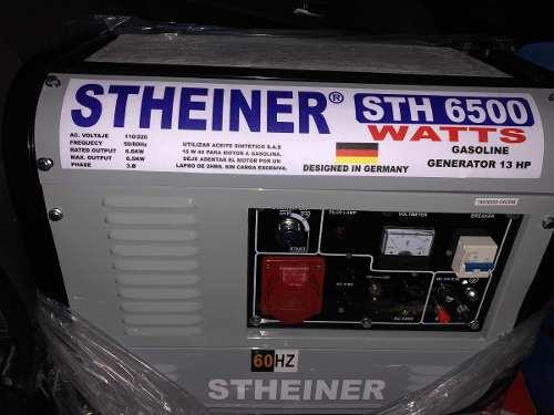 Plantas y Generadores de Luz Marca Stheiner