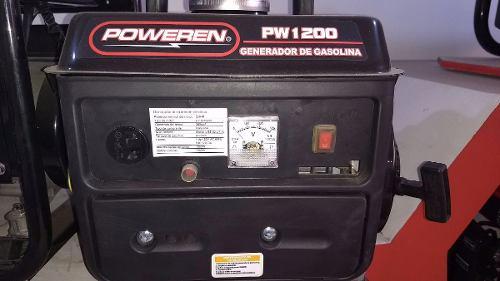 Plantas y Generadores de Luz Marca Poweren